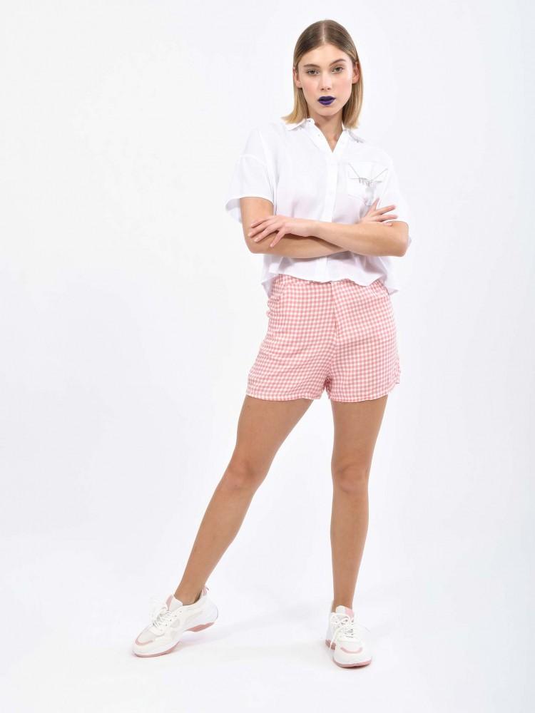 Shorts Cuadros   CCP