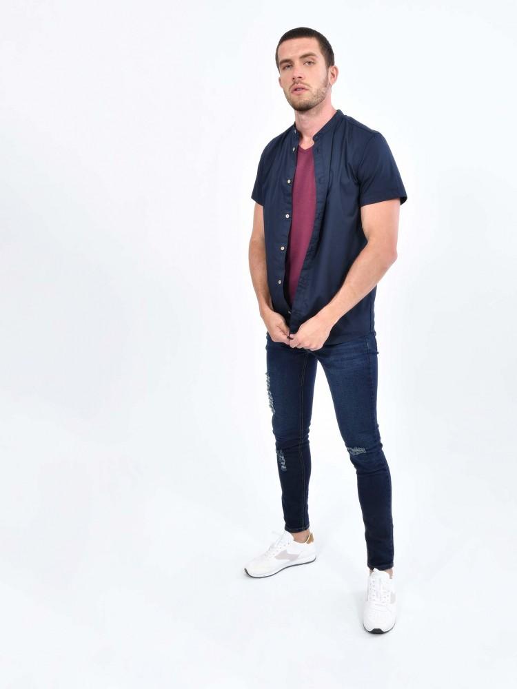 Jeans Skinny Desgastes | CCP