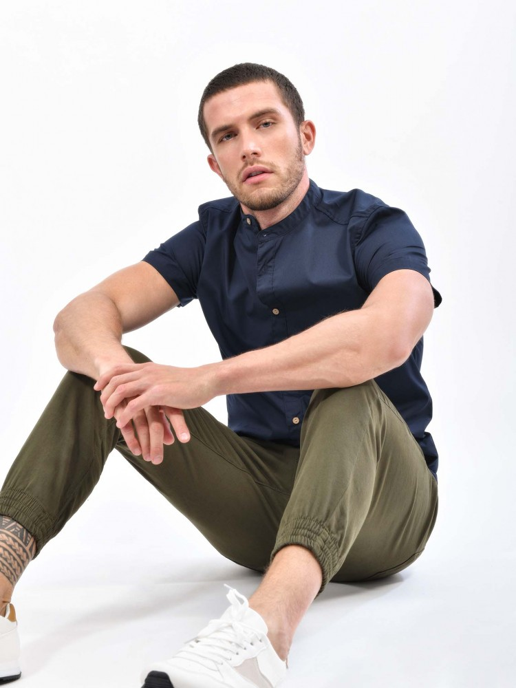 Camisa Long Fit   CCP