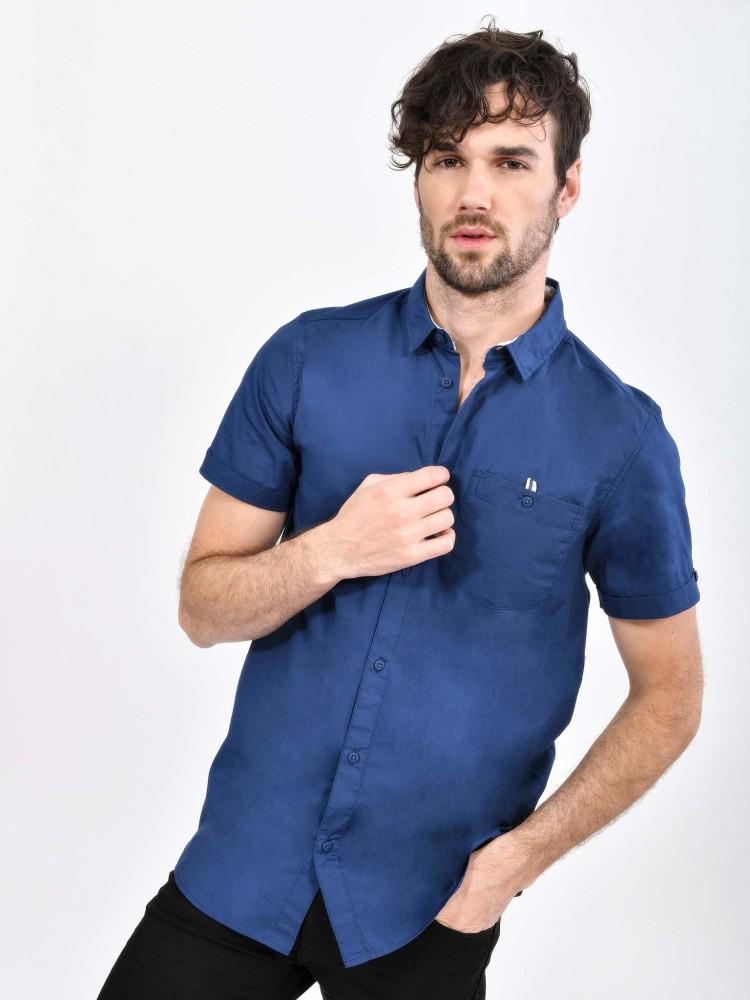 Camisa Bolsillo Cuello Clásico | CCP