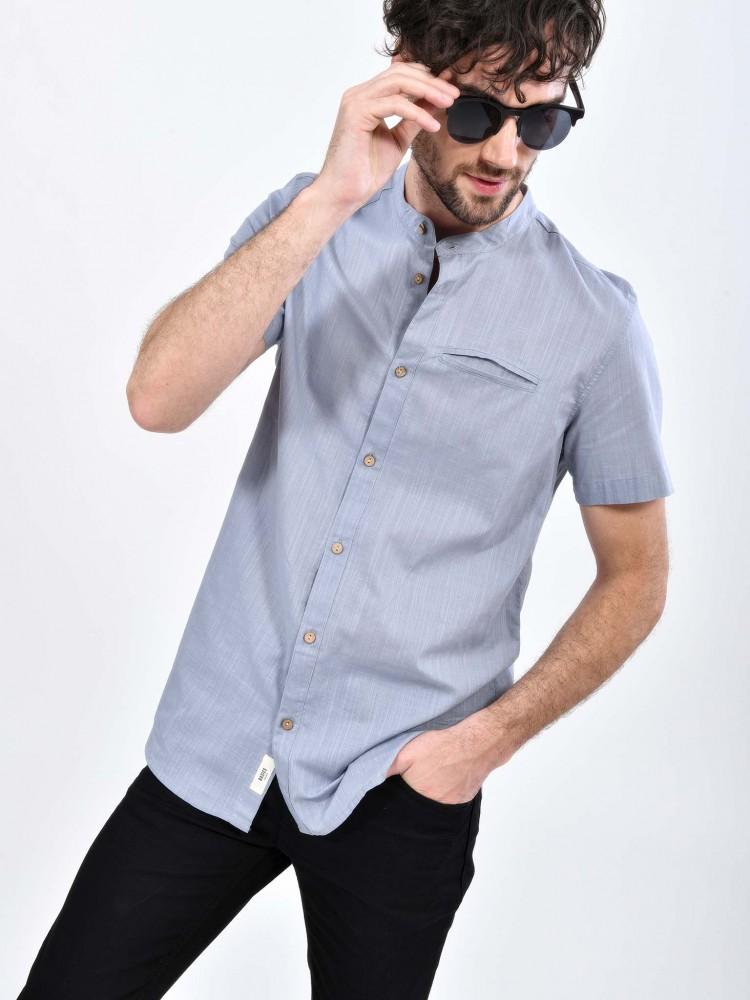 Camisa Cuello Mao | CCP