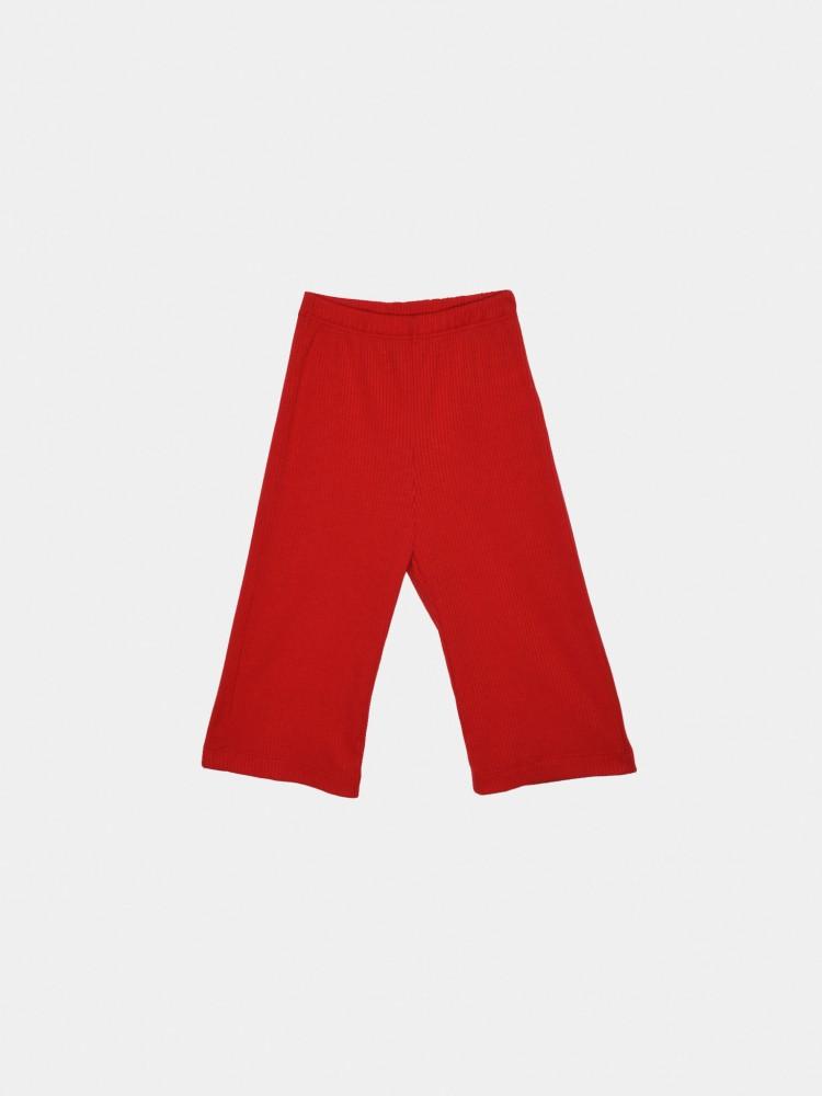 Pantalón Rojo Canalé | CCP