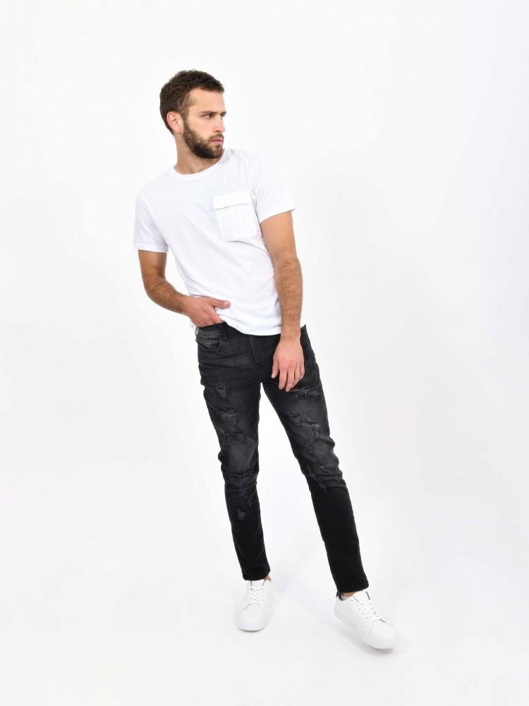 Jeans Skinny Destrucciones | CCP