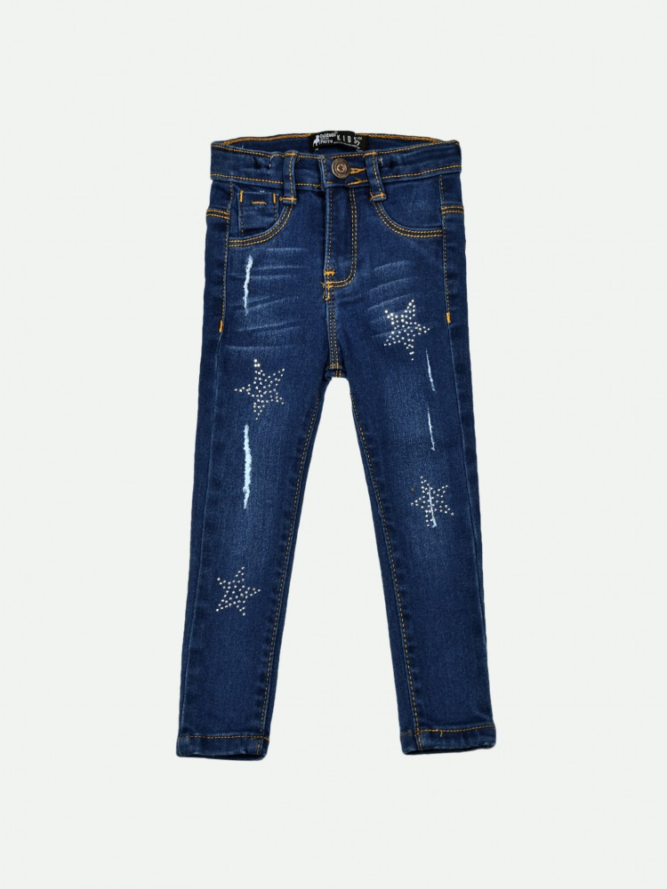 Jeans Denim Estrellas | CCP