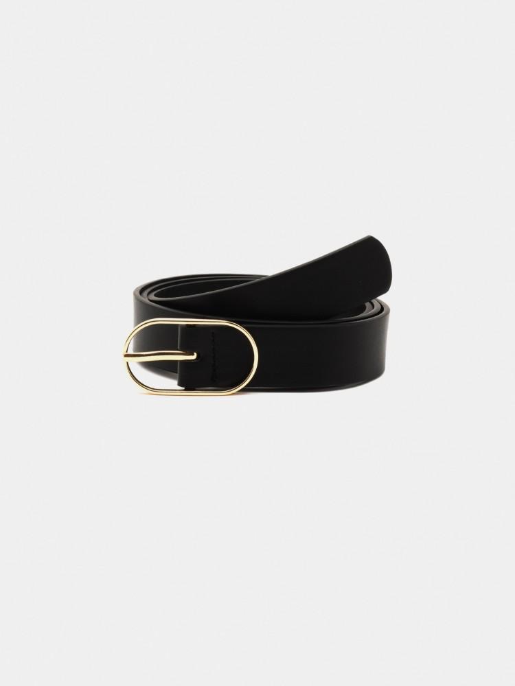 Cinturón de Moda Hebilla Ovalada | CCP