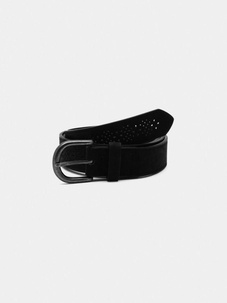Cinturón Efecto Piel Hebilla Clásica | CCP