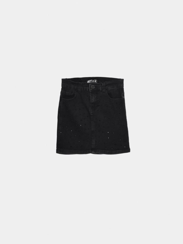 Falda de Mezclilla Mini | CCP