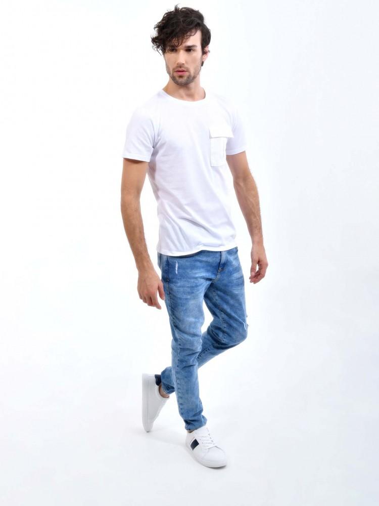 Jeans Skinny Básico de Moda | CCP