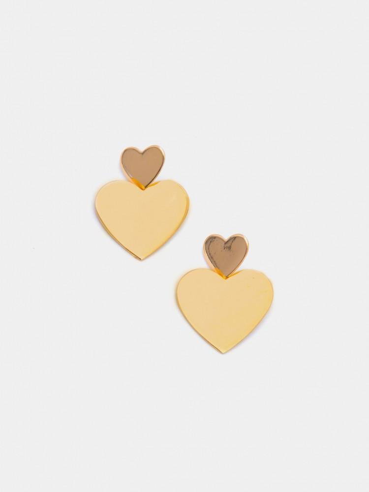 Aretes Corazón | CCP