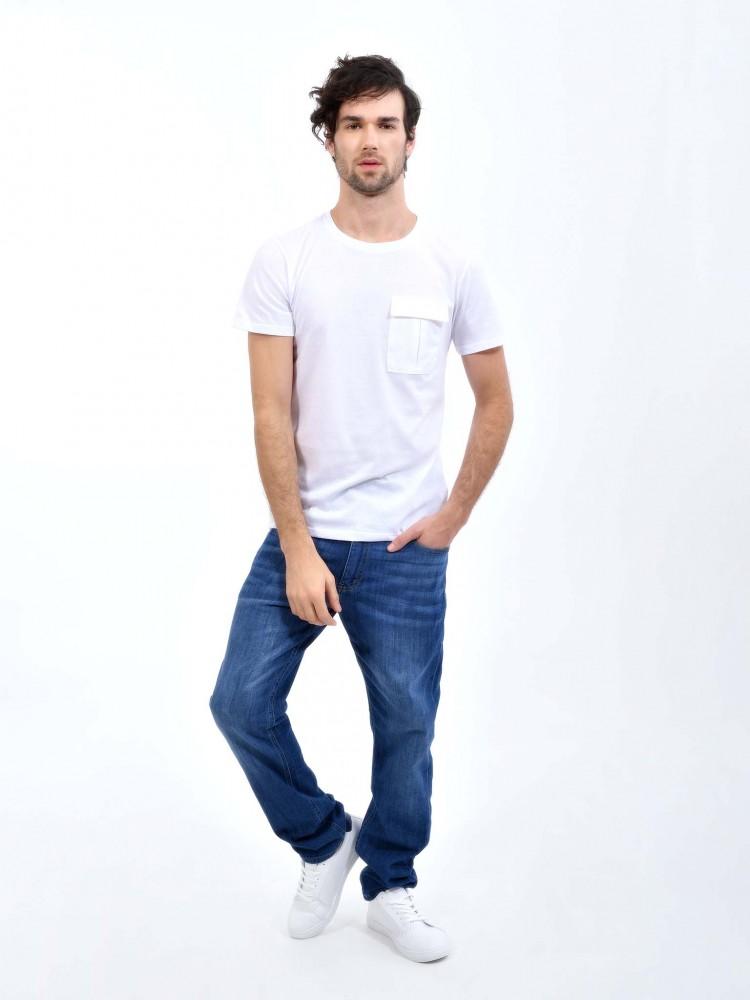 Jeans Regular Deslavado | CCP