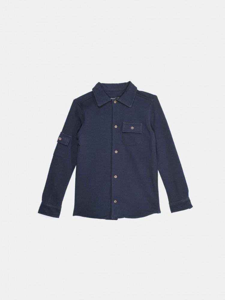 Camisa Manga Larga Estampado Carita Feliz   CCP