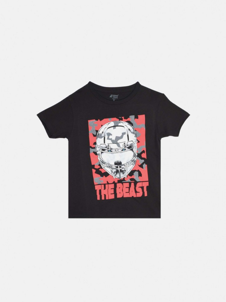 Playera Negra 'The Beast' | CCP
