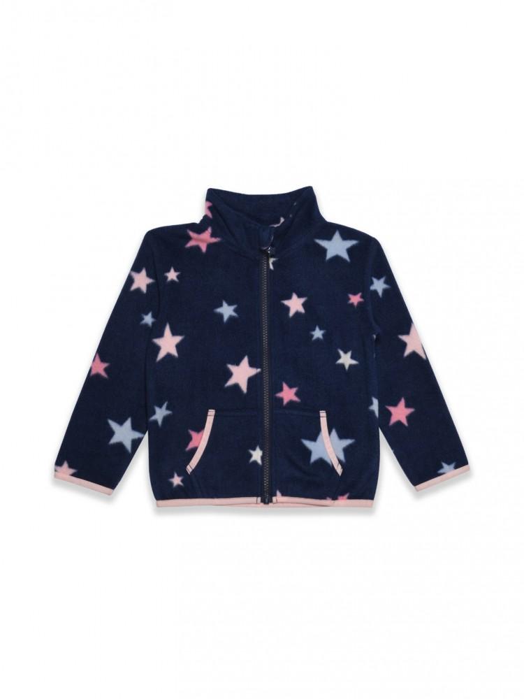 Chamarra Polar Estampado Estrellas | CCP