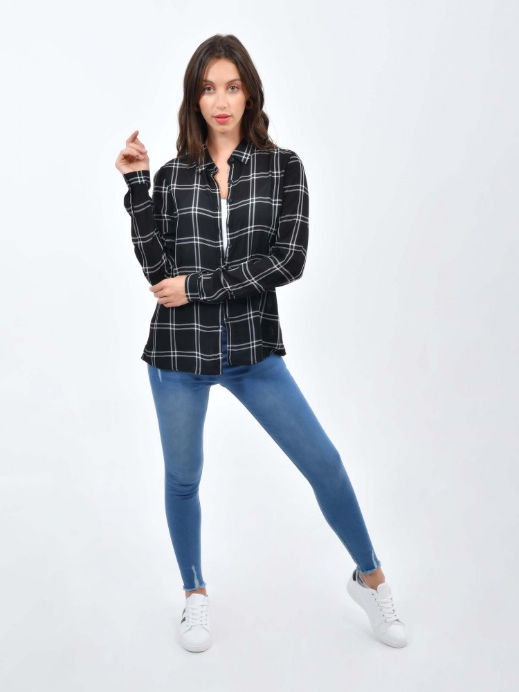Jeans Skinny Desgastados | CCP