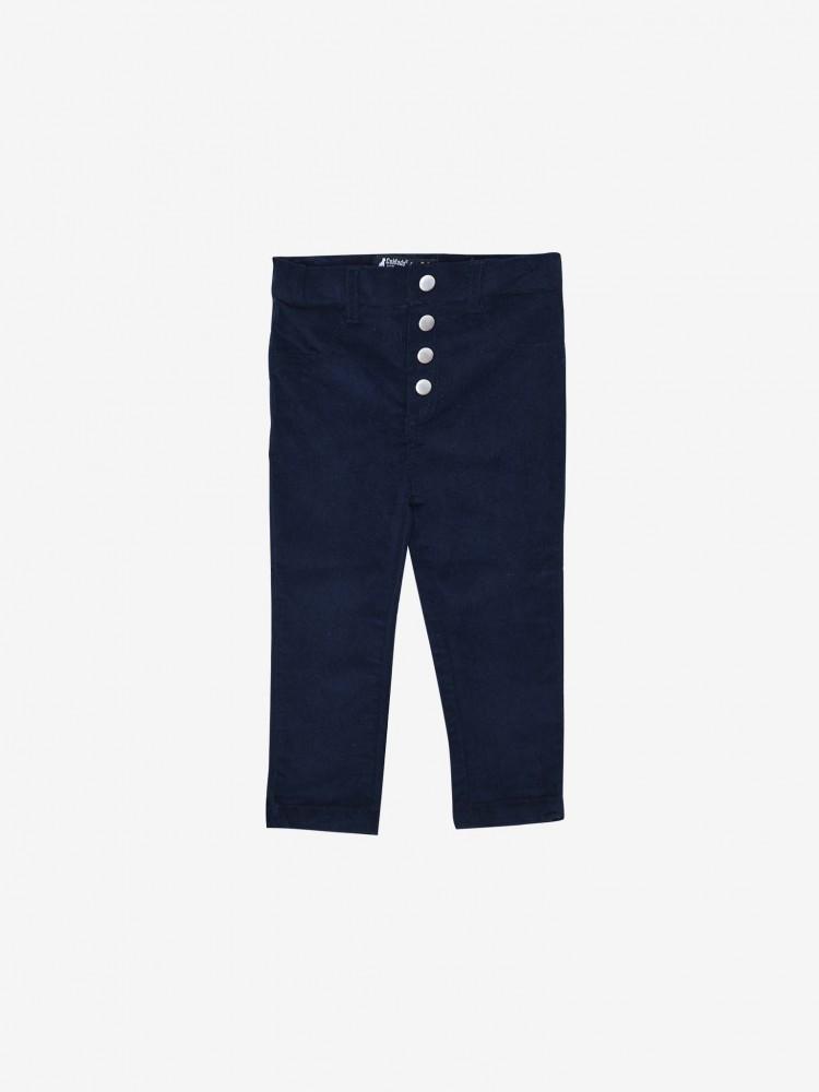 Pantalón de Pana Azul Marino | CCP