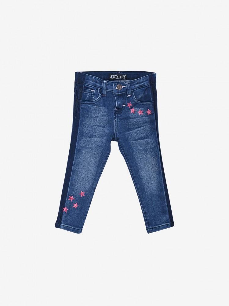 Jeans Skinny Bordado Estrellas | CCP