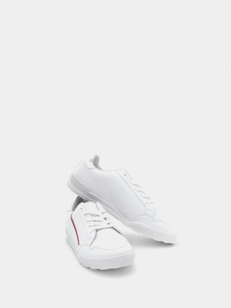 Tenis de Tela Blancos | CCP